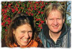 Heidi Roth und Frank Otte